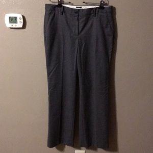 Talbots Italian flannel pants